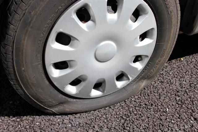 電装系とタイヤのトラブルも避けられない
