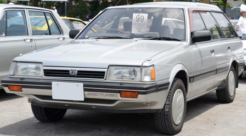 Subaru-LeoneTouringWagon