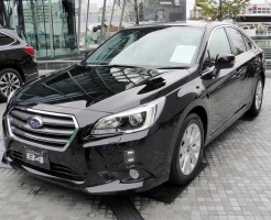 The_frontview_of_Subaru_LEGACY_B4_(BN9)