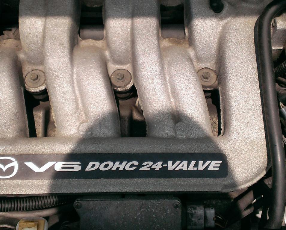フォード製のV6エンジン「デュラテック」