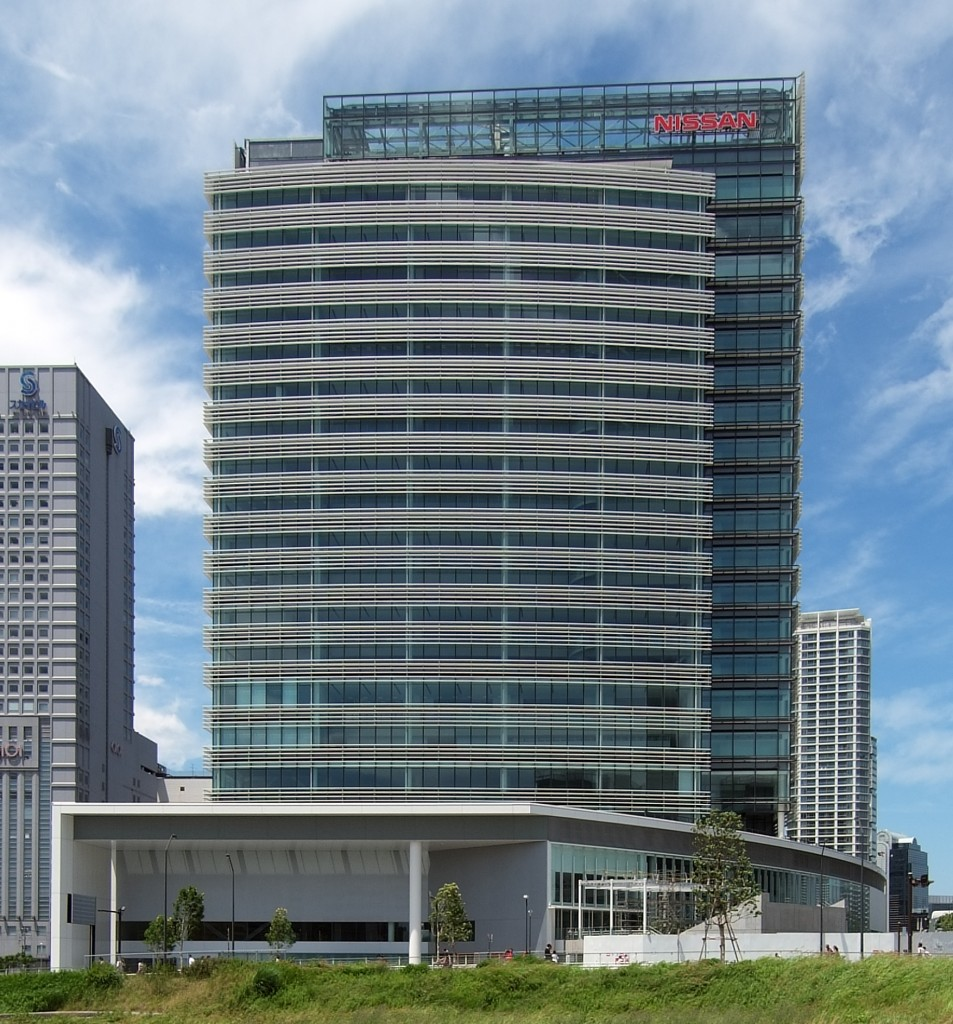 Nissan_Head_Office_2009