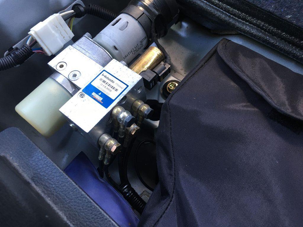 コペンL880K 油圧ユニット