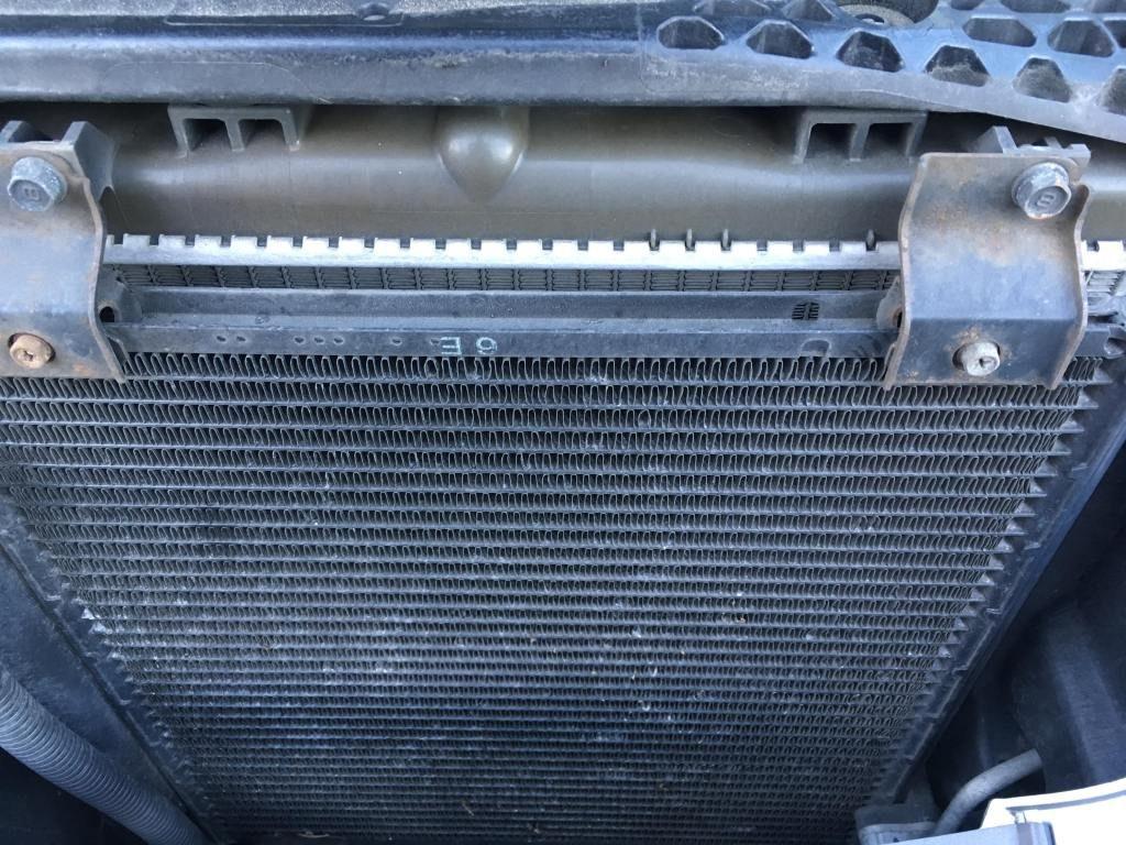 コペンL880K ラジエター