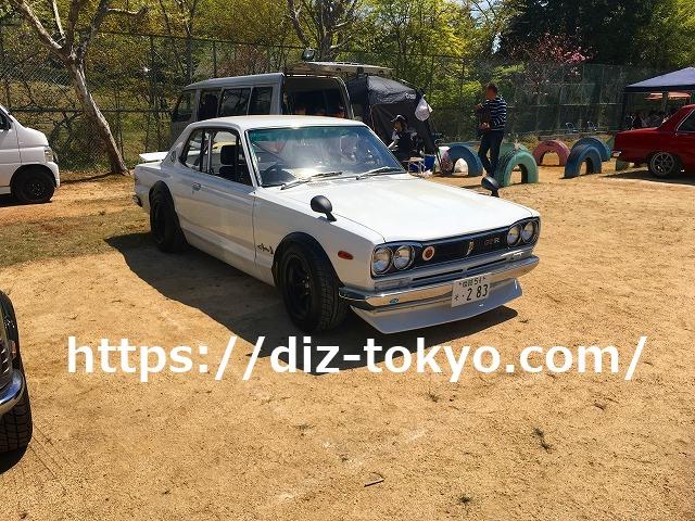 初代スカイラインGTRは昭和生まれの名車