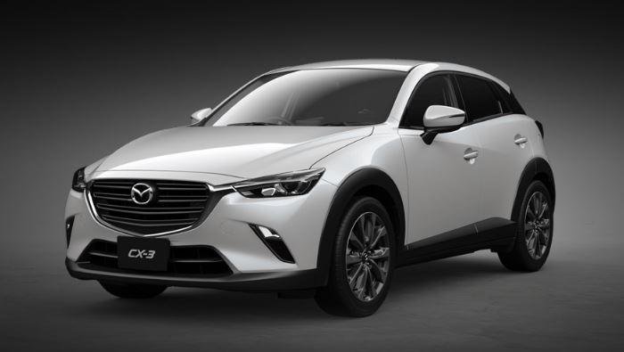 マツダCX-3の新車購入費用総額